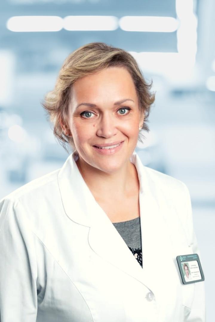 Серебрякова Инна Павловна эндокринолог