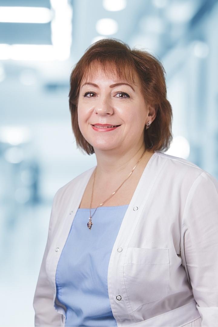 Купянская Любовь Евгеньевна врач клинической лабораторной диагностики