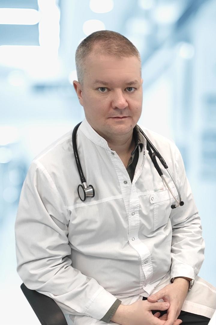 Фирсов Антон Борисович кардиолог